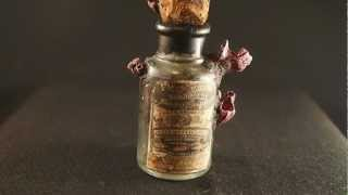 Halloween Vintage Apothecary: Flesh Eating Barnacles 04