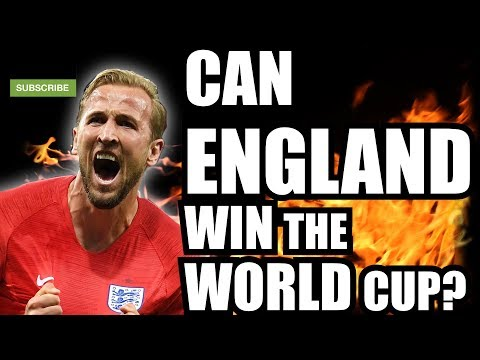 CAN ENGLAND WIN THE WORLD CUP?   World Cup #5