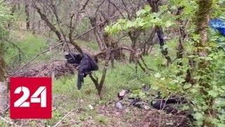 Убитые в Дагестане боевики готовили теракт на майские праздники - Россия 24
