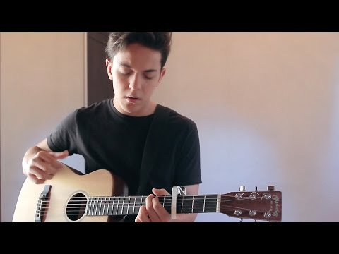 James Arthur - Say You Won't Let Go (Acoustic Cover By José Audisio)