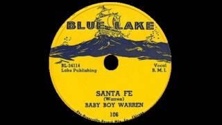 Baby Boy Warren - Santa Fe
