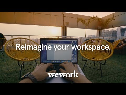 Reimagine your workspace.