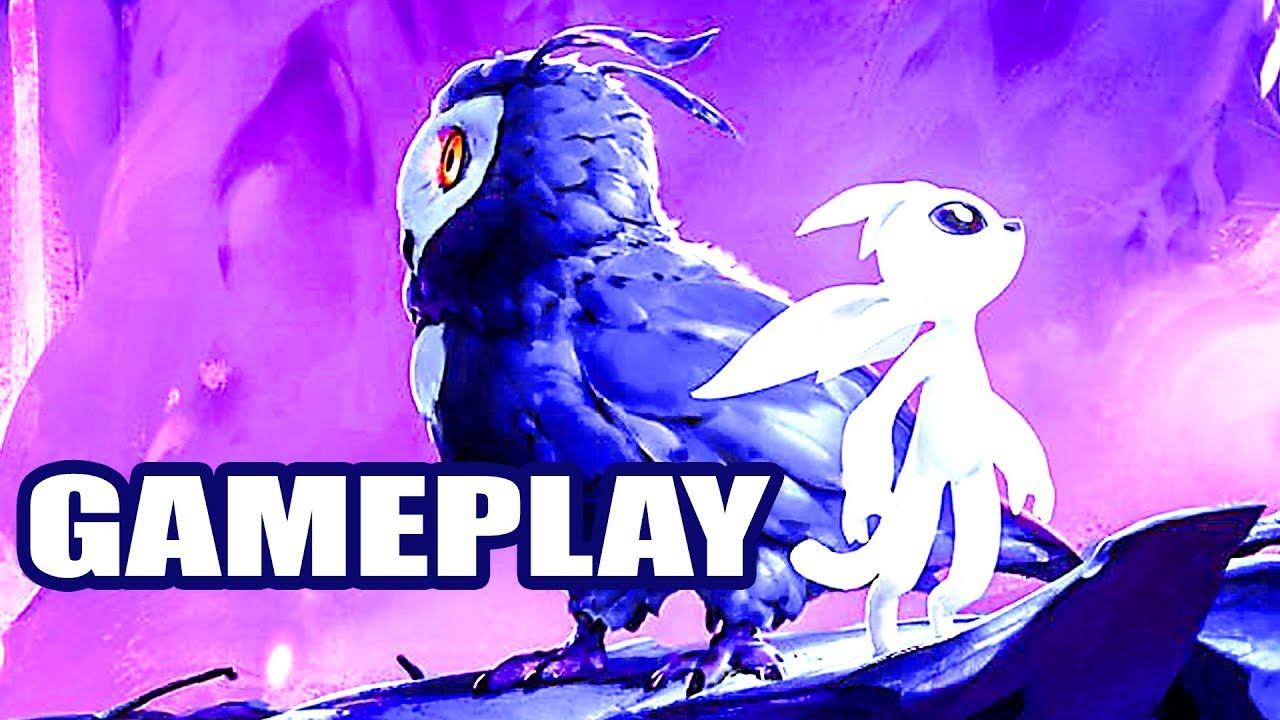 ORI 2 Gameplay 4K EXCLUSIF (E3 2018, Xbox One)