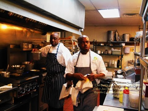 #BrothersintheKitchen - Cuban Brunch - Chefs BJ Dennis & Kevin Mitchell