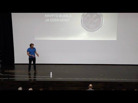 Kommt die Kryptobubble in 2018? (Meetup Wien in guter Quali)