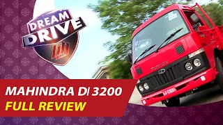 Mahindra Di 3200 Truck Light Commercial Vehicle Full Review | Dream Drive 12-04-16