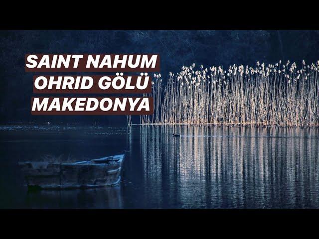 Saint Naum, Lake Ohrid, Macedonia / Saint Naum Bölgesi, Ohrid Gölü, Makedonya