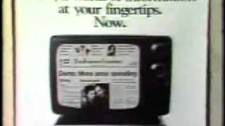 1981 News Report about Internet