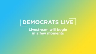 Democrats LIVE: Justin Fairfax, Charniele Herring, Kathy Tran, and Adele McClure