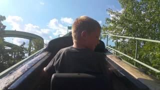 Loggers Run Six Flags Great America