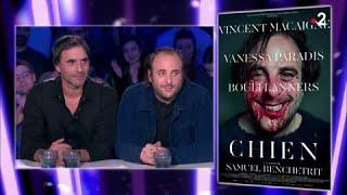 Samuel Benchetrit et Vincent Macaigne - On n'est pas couché 3 mars 2018 #ONPC
