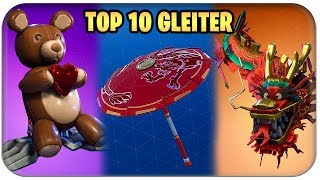 TOP 10 🏅 THE BEST LADDER SKINS | Fortnite Season 3 German German