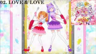 HUGtto! Precure 2nd ED Single Track 02 - LOVE & LOVE [FULL]