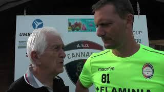 Serie D Girone E Cannara-Flaminia 0-0