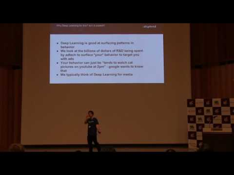 ScalaMatsuri day2 A-4  RealTime network intrusion detection using deep learning - Adam Gibson