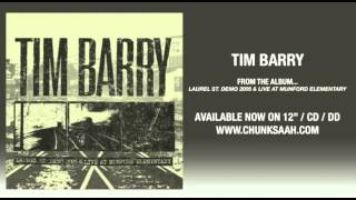 "Tim Barry - ""Church Of Level Track"""
