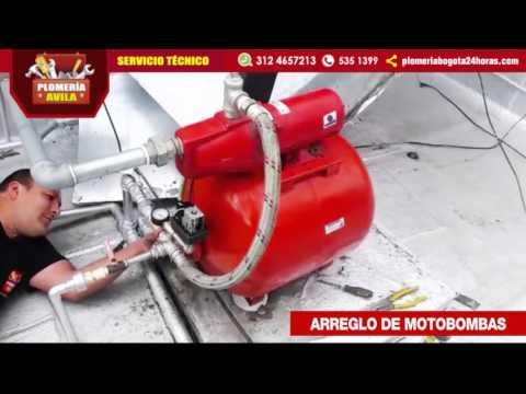 Reparación De Hidroflo - Motobomba De Presión De Agua Bogotá - 5351399 thumbnail