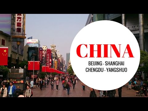 China Travel | Beijing, Shanghai, Chengdu, Yangshuo, Hongkong