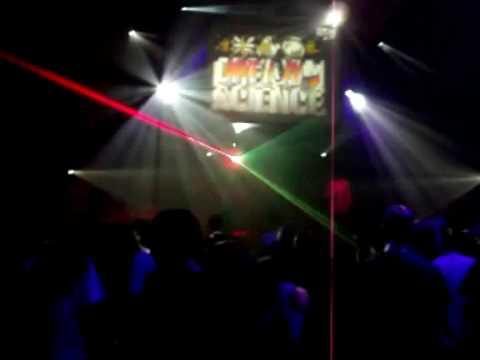 Drum & Bass mix by DJ ZootWeaver, Video from Breakin Science & R/Hardware