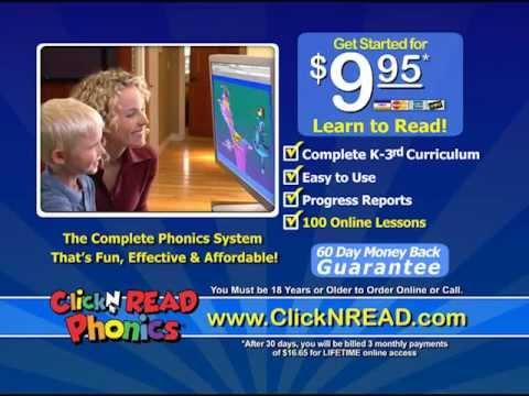 ClickN READ Phonics - 2011 Commercial
