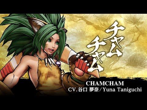 CHAM CHAM: SAMURAI SHODOWN –DLC Character (Asia)