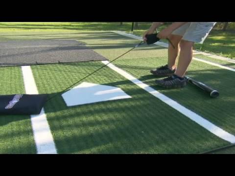 CNN: Dad Invents New Baseball Gadget
