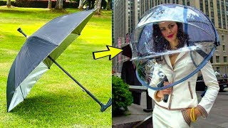 5 COOLEST INVENTIONS THAT ARE REALLY AMAZING ▶ HiTech Umbrella