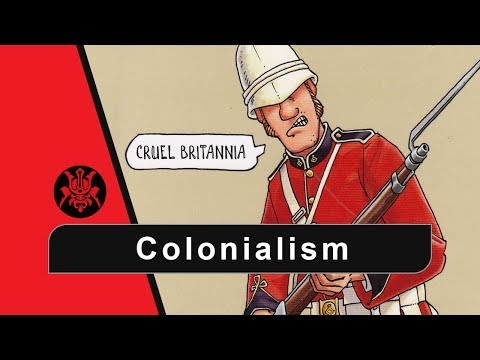 liberalism and colonialism