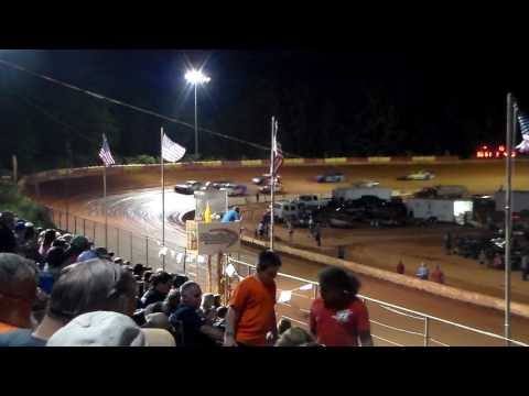 Friendship Motor Speedway (SUPER STOCK 4's) 6-24-17