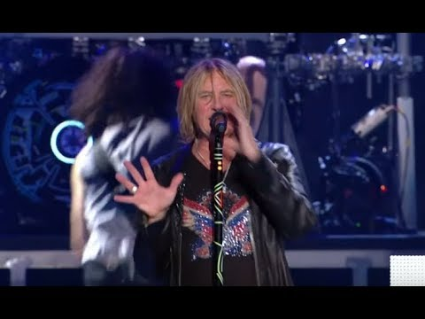 DEF LEPPARD record 2 songs for Spotify series - Saxon's Biff Byford solo album..!