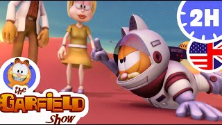 THE GARFIELD SHOW -  Problems, problems, problems