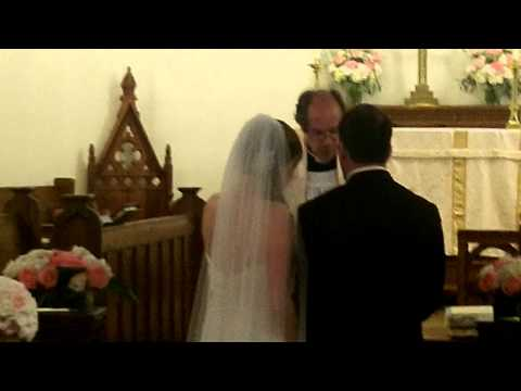 Justin & Lacey's Wedding Ceremony 9.29.12
