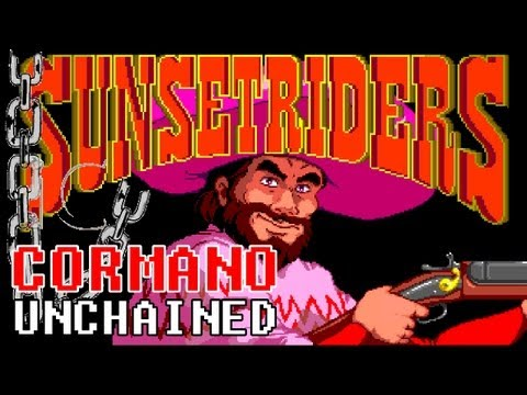 Cormano Unchained: Sunset Riders Heavy Metal
