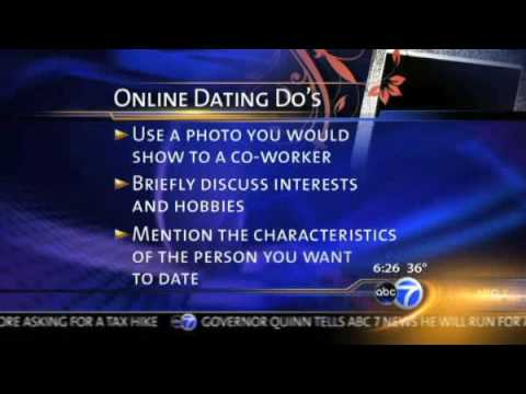 internet dating safety rules