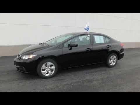 Used 2015 Honda Civic Bowling Green OH Perrysburg, OH #P1415 - SOLD
