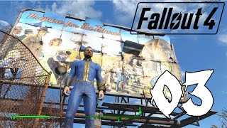 Fallout 4 - Walkthrough Part 3: Sanctuary