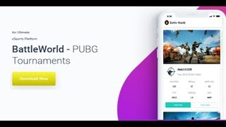 PUBG Tournament App Source Code - Help video for manage admin panel