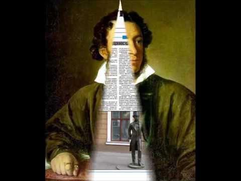 памятник стихотворение пушкина читать читать