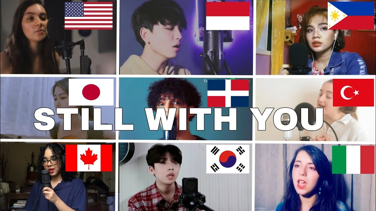Who Sang It Better :BTS JUNGKOOK (정국)-Still With You (us,canada,italy,turkey,south korea,japan)