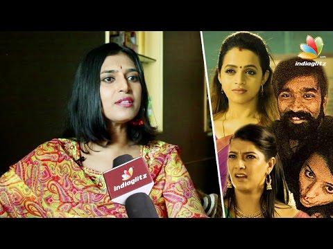 Exclusive: Kasthuri