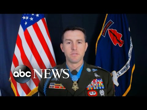 Medal of Honor recipient shares his incredible rescue story