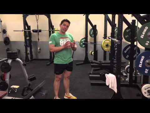 Knieschmerzen nach Kniebeugen