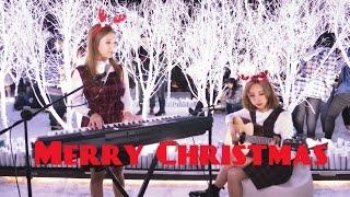 Christmas Medley - 許靖韻Angela Hui X 譚嘉儀 Kayee Tam