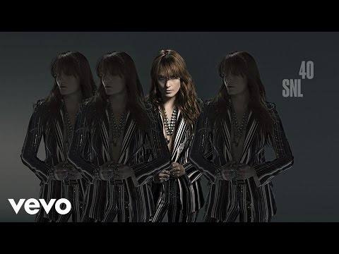 Florence + The Machine - Ship To Wreck (Live on SNL)