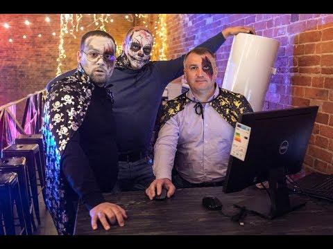 Серия 765. ABC Halloween для ведущих дизайнеров города Воронеж.