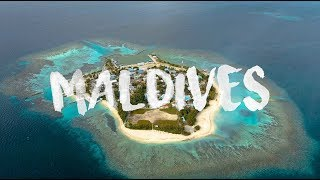 Maldives -Above, below, and In between [4K]