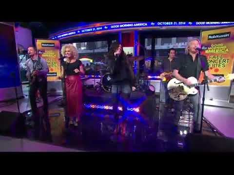 Good Morning America - Little Big Town - Day Drinking (clip)
