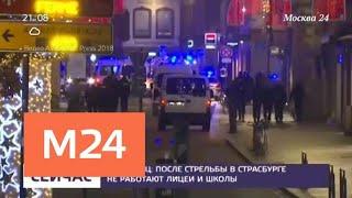 Ростуризм просит отдыхающих россиян в Страсбурге избегать центра города - Москва 24