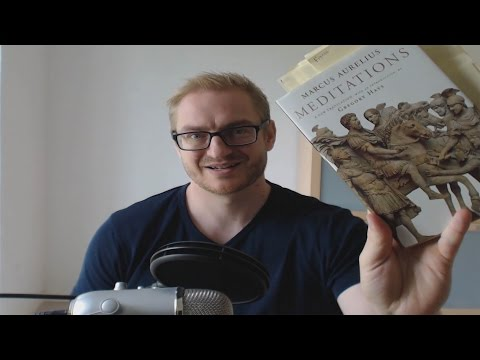 Meditations by Marcus Aurelius Review & Biography - Stoicism - Marcus Aurelius Biography & Review
