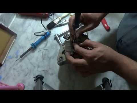 Car alternator repair. Car dynamo repair.